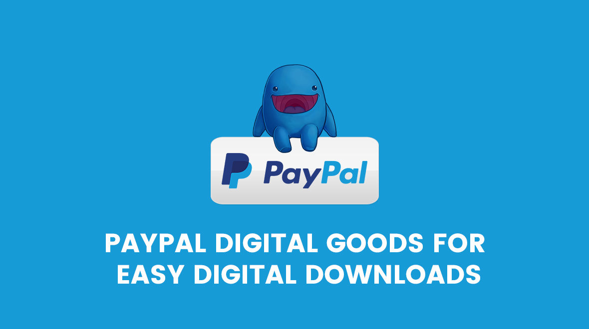 how to pay for goods with paypal